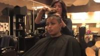Liz剪小男式短发1