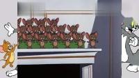 猫和老鼠:柜台上摆着很多老鼠,让人看着眼晕,汤姆该咋办呢