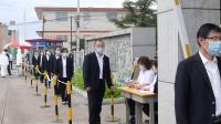 滦州市第六中学高一高二年级疫情防控复课返校模拟演练(二)