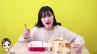 """试吃100片旺旺仙贝上的""""酱油粉""""(下)"""