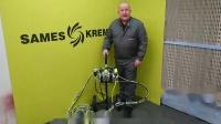 1-How to install in safety  Airspray空气喷涂-150隔膜泵的安装及使用安全