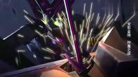 变形金刚:黑寡妇利用蛛丝压制了塞拉斯,把里面的人都挖了出来!