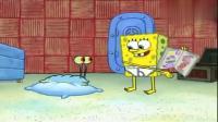 海绵宝宝太能闹,居然弄碎了小蜗的壳,只好再给他买一个