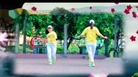 河南清心广场舞《你莫走》原创:鄢陵曳舞团 正背面演示附分解教学