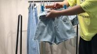 6.1 美依购服饰 薄款牛仔长裤牛仔短裤混合组合系列 16件一份