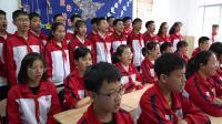曲靖一中卓立学校为班级高歌,为青春喝彩.mp4