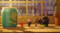 爆笑虫子:这真是一个有味道的视频!