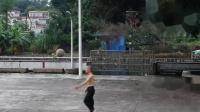 200606晨练篮球