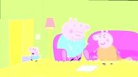 小猪佩奇:到爸爸妈妈的卧室里看看吧!这次能找到吗?