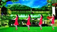 龙门红叶广场舞【山水唱情歌】编舞【雨夜】