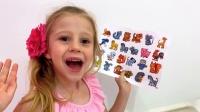 萌娃小宝贝学认小动物,上面的动物她都认识吗?