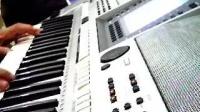 雅马哈电子琴 PSR-S700 谁来爱我 再见我的爱人.mp4