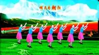 龙门红叶广场舞【吉祥】编舞【星语心愿】