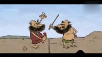 原始人:古人战争,为了一根棍子大打出手,还叫来一伙人