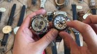 复刻手表N厂黑水鬼与AR厂绿水鬼该怎么选