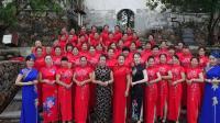 舞蹈·缘分让我们在一起《泾县平华舞蹈队桃花潭联谊活动》