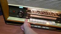 SABA 弗莱堡自动100 电子管收音机