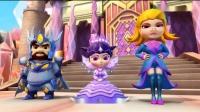 猪猪侠:五灵卫集体迟到,公主问及理由,没想到各有各的借口
