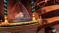猪猪侠:菲菲搞定了黑暗菲菲,却也想过一把女王的瘾,吓坏猪猪侠