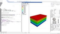 FLAC3D 7.0 Geometry Painting Tutorial