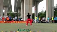 2020.7 南京童冬英老师在天津青云桥交流表演