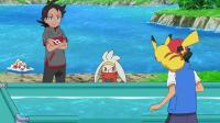 【11月中字】宝可梦旅途第31集——丑丑鱼的美丽鳞片!