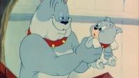 猫和老鼠:父子俩长得一模一样,太可爱了吧!