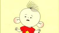 大耳朵图图:有了电扇的风好凉快呀,男子汉身体棒不会生病!