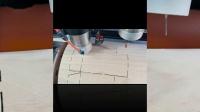 特思德激光 数控圆模切割机视频