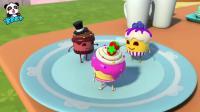 宝宝巴士:杯子蛋糕历险记,利用各种工具归队,提升宝宝逻辑思维能力和想象力
