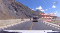 喜马拉雅山,中国公路平坦开阔