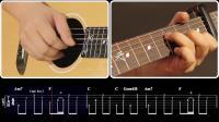 玩易吉他指弹 周杰伦曲集 每日一句 第12课
