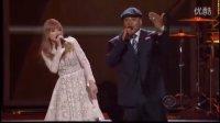 小美女Taylor Swift格莱美提名现场Beatbox