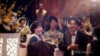 南极星婚礼影像2012-12-28紫金山庄跨国之恋