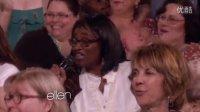 【PETER】笑翻了!Ellen Show观众轮唱Taylor Swift冠单!!