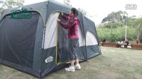 【野营伴侣】FT019帐篷搭建演示视频