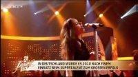 【猴姆独家】超完美大气!Leona Lewis德国深情献唱经典冠单Run!