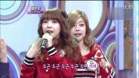 Girls day敏雅&素珍--Gee 111218 SBS挑战千曲