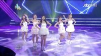 【回归舞台】Girls day--Twinkle Twinkle一闪一闪 111208