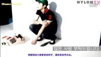 [CheersYoonho吧]NYLON TV Evisu 2011夏季特辑