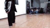 g鬼步舞 CY苍影 自由风 死亡摇滚  中国龙队墨尔本曳步舞