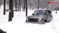 半米厚的雪看路虎怎么走