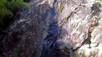 龙瑞瀑布实景视频