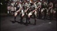 【历史资料】1943年盟军在埃及的阅兵(无声)