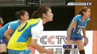 2013年11月30日中国女排联赛第1轮 北京VS山东 第三局