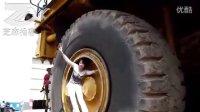 [拍客]山西最牛煤矿三十亿购世界上最大卡车