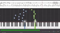 YUI piano Synthesia again