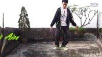 ② shuffle 侧滑教学( Bass风格  by  waion)