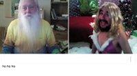 【发现最热视频】雷人哥又来了!玛丽亚凯莉圣诞只要你随机聊天版