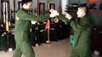 中国武术_龙威武道馆实战反应训练